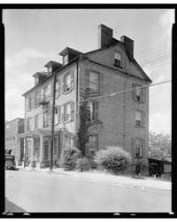 Hoke House, Lincolnton, Lincoln County, ... by Johnston, Frances Benjamin