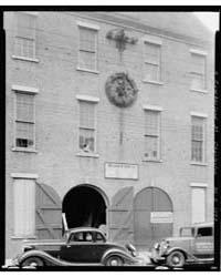 4 Cumberland St., Charleston, Charleston... by Johnston, Frances Benjamin