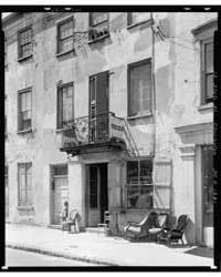 27 State St. & Misc., Charleston, Charle... by Johnston, Frances Benjamin