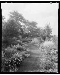 Gibbs Hill Garden, Staunton, Augusta Cou... by Johnston, Frances Benjamin
