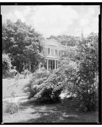 Sabine Hall, Warsaw Vic., Richmond Count... by Johnston, Frances Benjamin