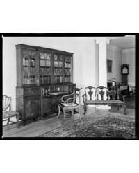 Rockland, Living Room, Leesburg Vic., Lo... by Johnston, Frances Benjamin