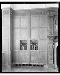 Virginia House, Wrought Iron Radiator Sc... by Johnston, Frances Benjamin