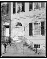 Fairfax-moore-montague House, 207 Prince... by Johnston, Frances Benjamin