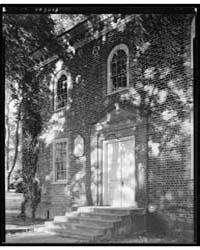 Falls Church, Falls Church, Fairfax Coun... by Johnston, Frances Benjamin