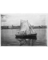Carpenter Collection : Cuban Boat, Photo... by Library of Congress