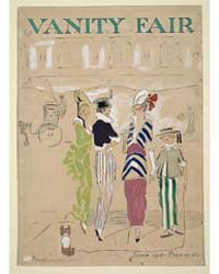 Vanity Fair on the Avenue by Plummer, Ethel M'Clellan