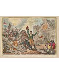 British Cartoon Prints : True Reform of ... by Gillray, James