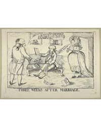 British Cartoon Prints : Three Weeks Aft... by Library of Congress