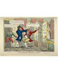 British Cartoon Prints : the Royal Milli... by Heath, William