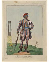 British Cartoon Prints : a Republican Be... by Cruikshank, Isaac