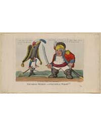 British Cartoon Prints : General Monkey ... by Holland, William