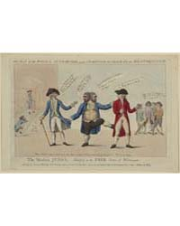 British Cartoon Prints : the Man of the ... by Fores, S. W.