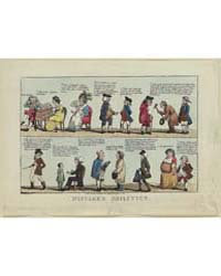 British Cartoon Prints : Mistaken Abilit... by Woodward, G. M.