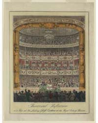 British Cartoon Prints : Theatrical Refl... by Humphrey, G.