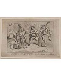 British Cartoon Prints : Fox's Martyrs o... by Library of Congress