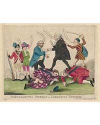 British Cartoon Prints : Prerogatives De... by Library of Congress