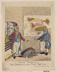British Cartoon Prints : State Cooks, or... by Library of Congress