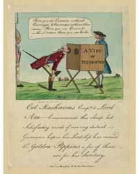 British Cartoon Prints : a Vieu of Plymo... by Library of Congress
