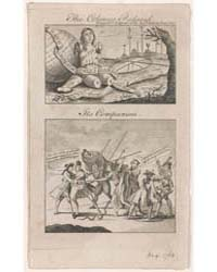 British Cartoon Prints : the Colonies Re... by Library of Congress