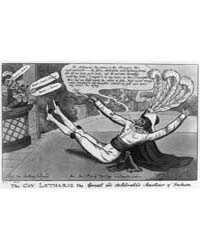 British Cartoon Prints : the Gay Lothari... by Library of Congress