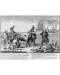 British Cartoon Prints : Wegens De Staat... by Library of Congress