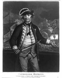 British Cartoon Prints : Commodore Hopki... by Library of Congress