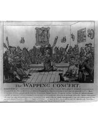 British Cartoon Prints : the Wapping Con... by Library of Congress