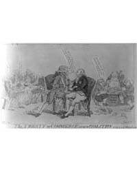 British Cartoon Prints : the Treaty of C... by Library of Congress