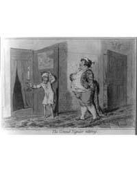 British Cartoon Prints : the Grand ; Pho... by Gillray, James