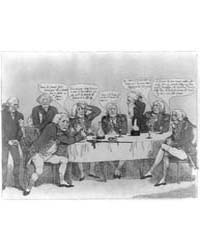British Cartoon Prints : the Desponding ... by Library of Congress