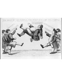 British Cartoon Prints : the Man of the ... by Library of Congress