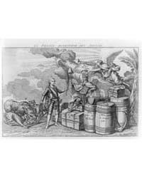 British Cartoon Prints : Le Destin Moles... by Library of Congress