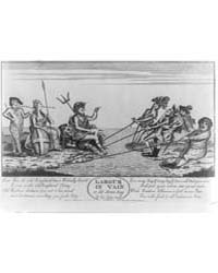 British Cartoon Prints : Labour in Vain ... by Colley, Thomas