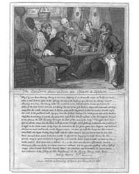 British Cartoon Prints : the Sailor's De... by Cruikshank, George