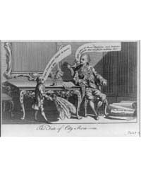 British Cartoon Prints : the Fate of Cit... by Library of Congress