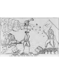 British Cartoon Prints : Thunder, Lightn... by Library of Congress
