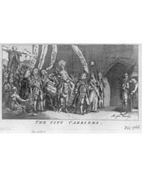 British Cartoon Prints : the City Carrie... by Library of Congress