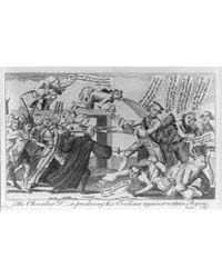 British Cartoon Prints : the Chevalier D... by Library of Congress