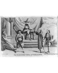 British Cartoon Prints : the Blessed Eff... by Library of Congress