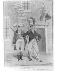 British Cartoon Prints : the Thunderer ;... by Gillray, James