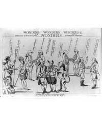 British Cartoon Prints : Wonders Wonders... by Library of Congress