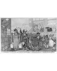 British Cartoon Prints : the Enraged Pol... by Library of Congress