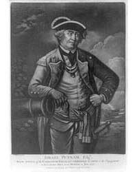 British Cartoon Prints : Israel Putnam, ... by Library of Congress
