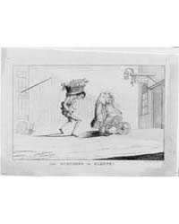 British Cartoon Prints : the Burthens of... by Library of Congress