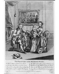 British Cartoon Prints : the Pleasures o... by Library of Congress