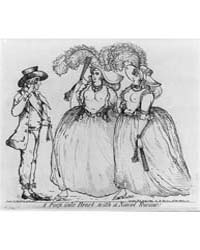 British Cartoon Prints : a Peep Into Bre... by Newton, Richard
