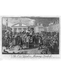 British Cartoon Prints : the Covt Garden... by Library of Congress