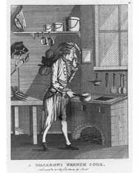 British Cartoon Prints : a MacAroni Fren... by Library of Congress