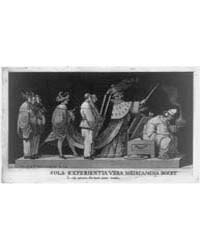 British Cartoon Prints : Sola Experienti... by Library of Congress